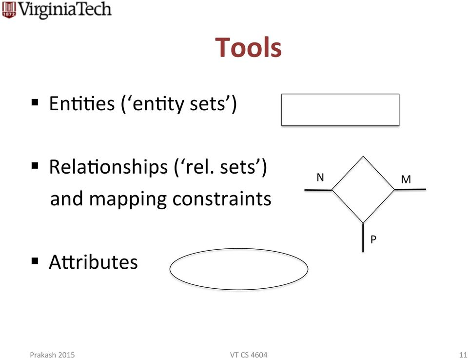 sets ) and mapping constraints
