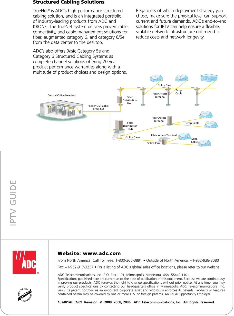 Iptv Guide Practical Deployment Strategies For Network Operators Pdf Wiring Diagram Regardless Of Which Strategy You Chose Make Sure The Physical Level Can Support Current