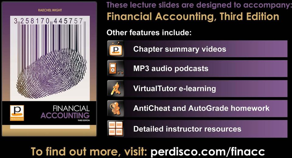 Chapter 4  Completing the accounting cycle - PDF