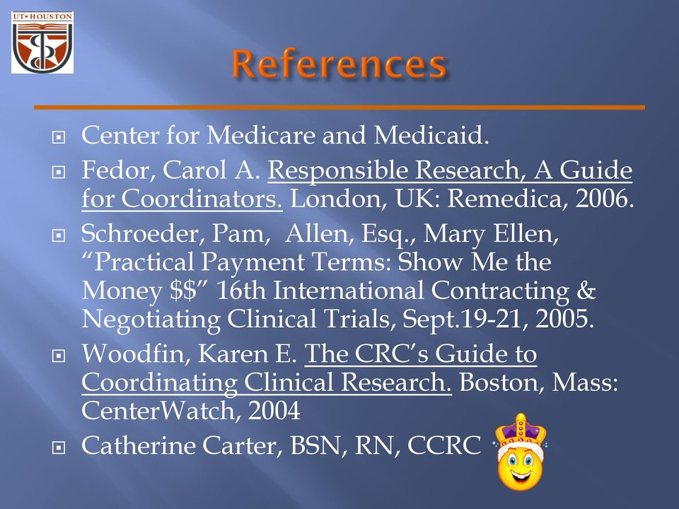 Clinical Research Billing Process - PDF