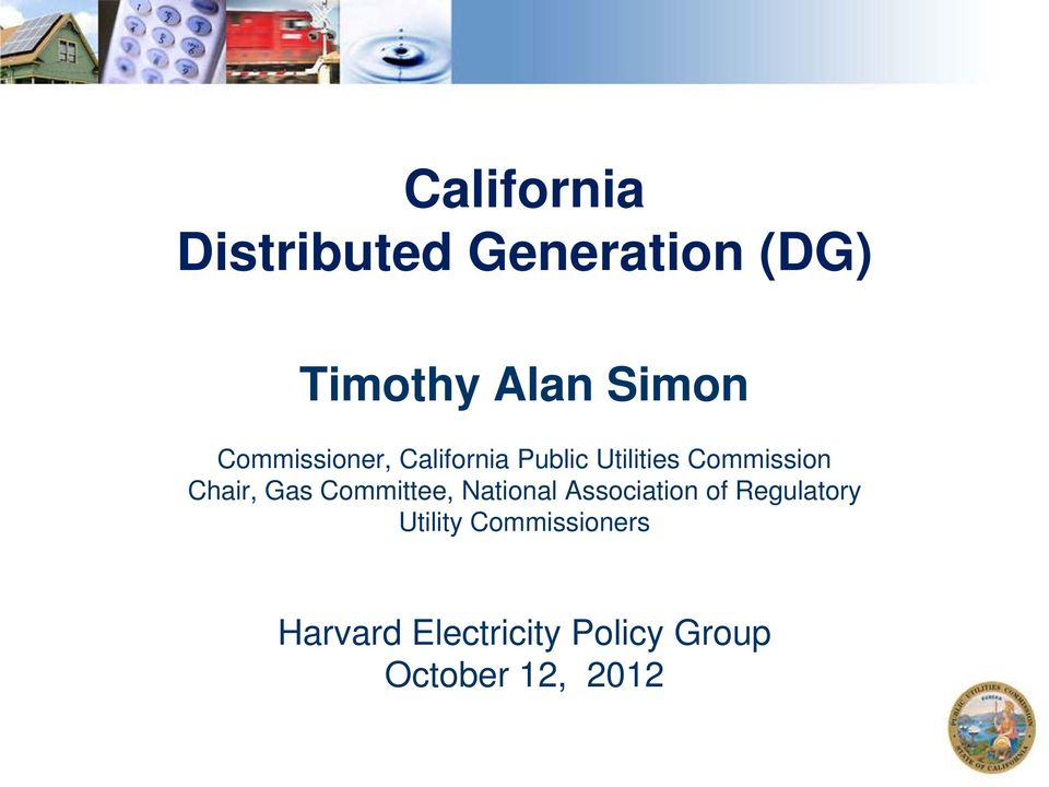 Gas Committee, National Association of Regulatory Utility