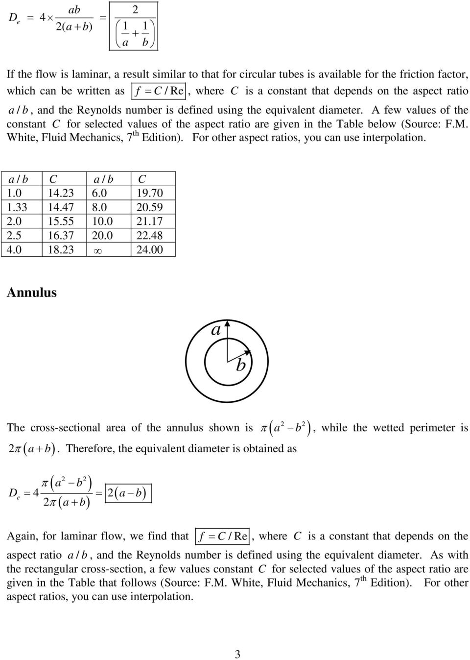Pipe Flow Calculations Pdf