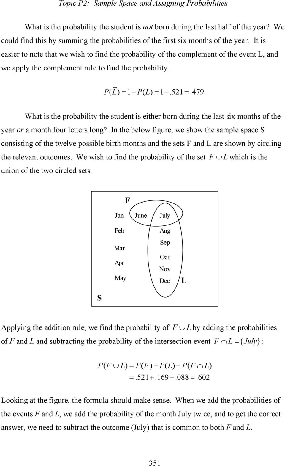 Topic P2 Sample Space And Assigning Probabilities Spotlight The Casino Game Of Roulette Topic P2 Sample Space And Assigning Probabilities Pdf Free Download