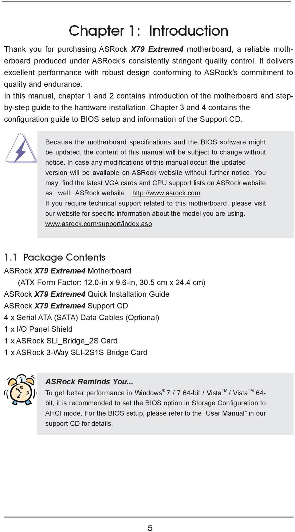 X79 Extreme4  User Manual  Version 1 1 Published July 2013