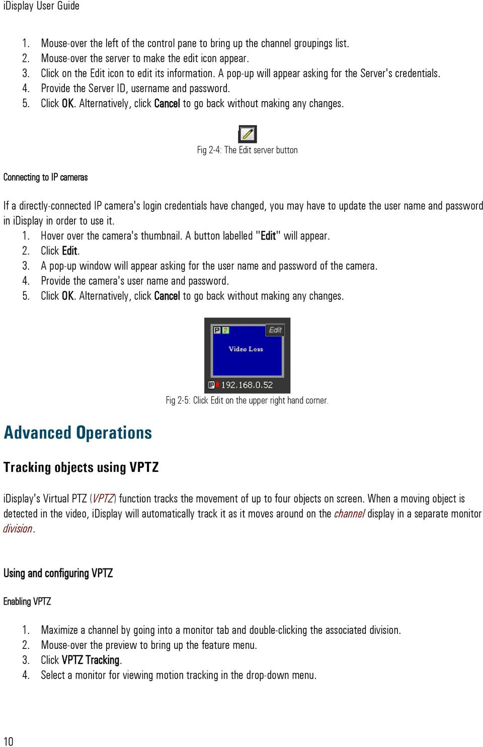 idisplay v 2 0 User Guide - PDF