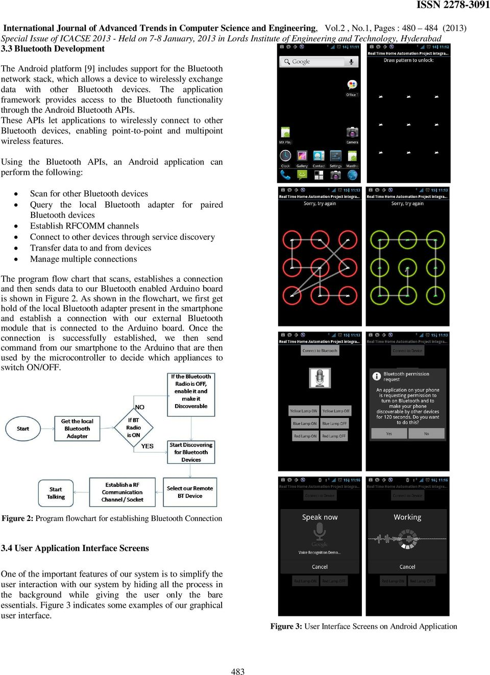 RTOS based Home Automation System using Android - PDF