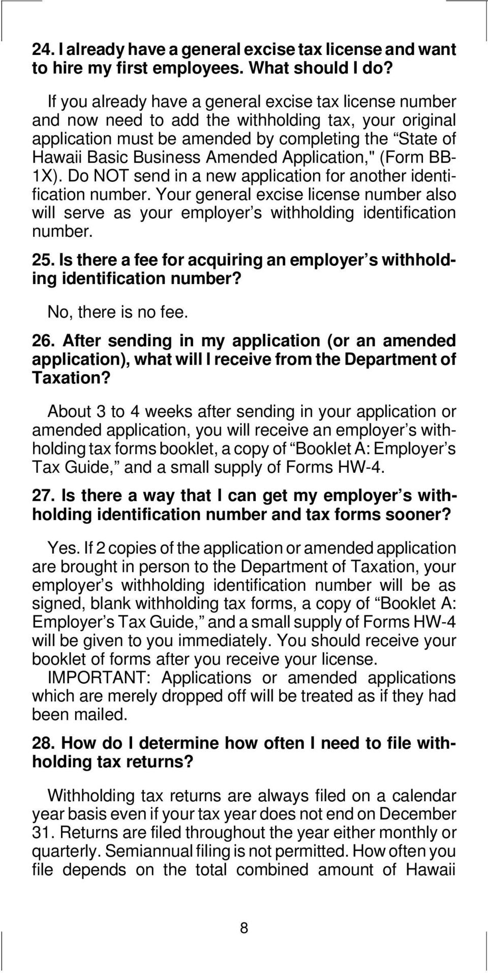 AN INTRODUCTION TO WITHHOLDING STATE INCOME TAX BY EMPLOYERS