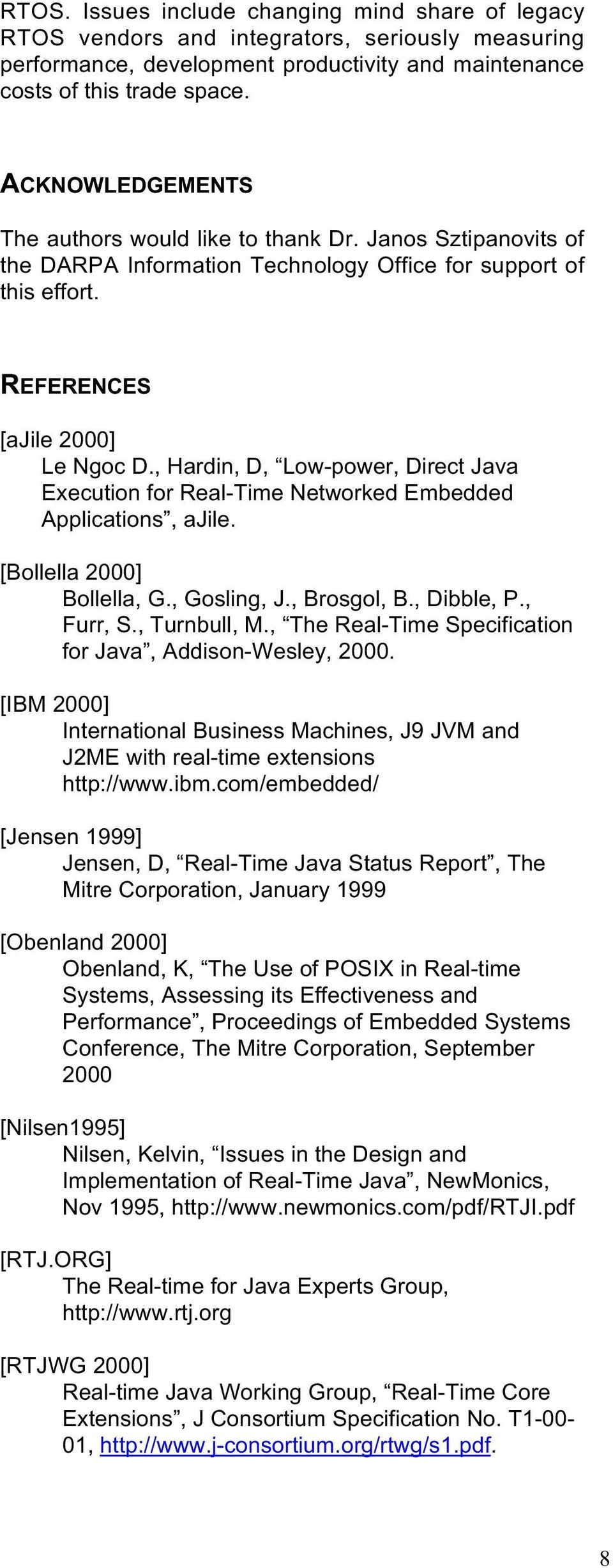 Real-Time Java Commercial Product Assessment - PDF