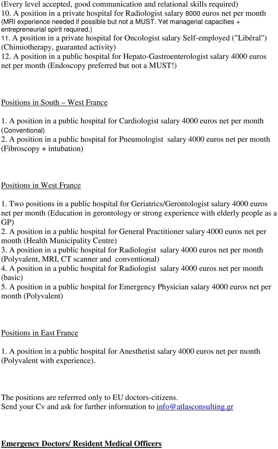 Cardiologist Salary Per Month