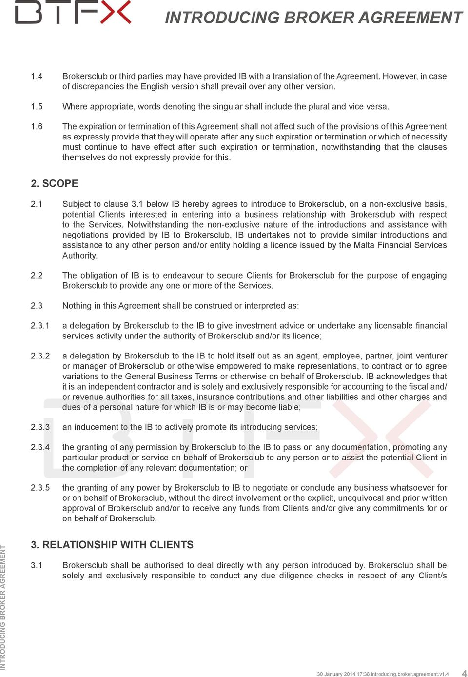 6 The expiration or termination of this Agreement shall not affect such of the provisions of this Agreement as expressly provide that they will operate after any such expiration or termination or