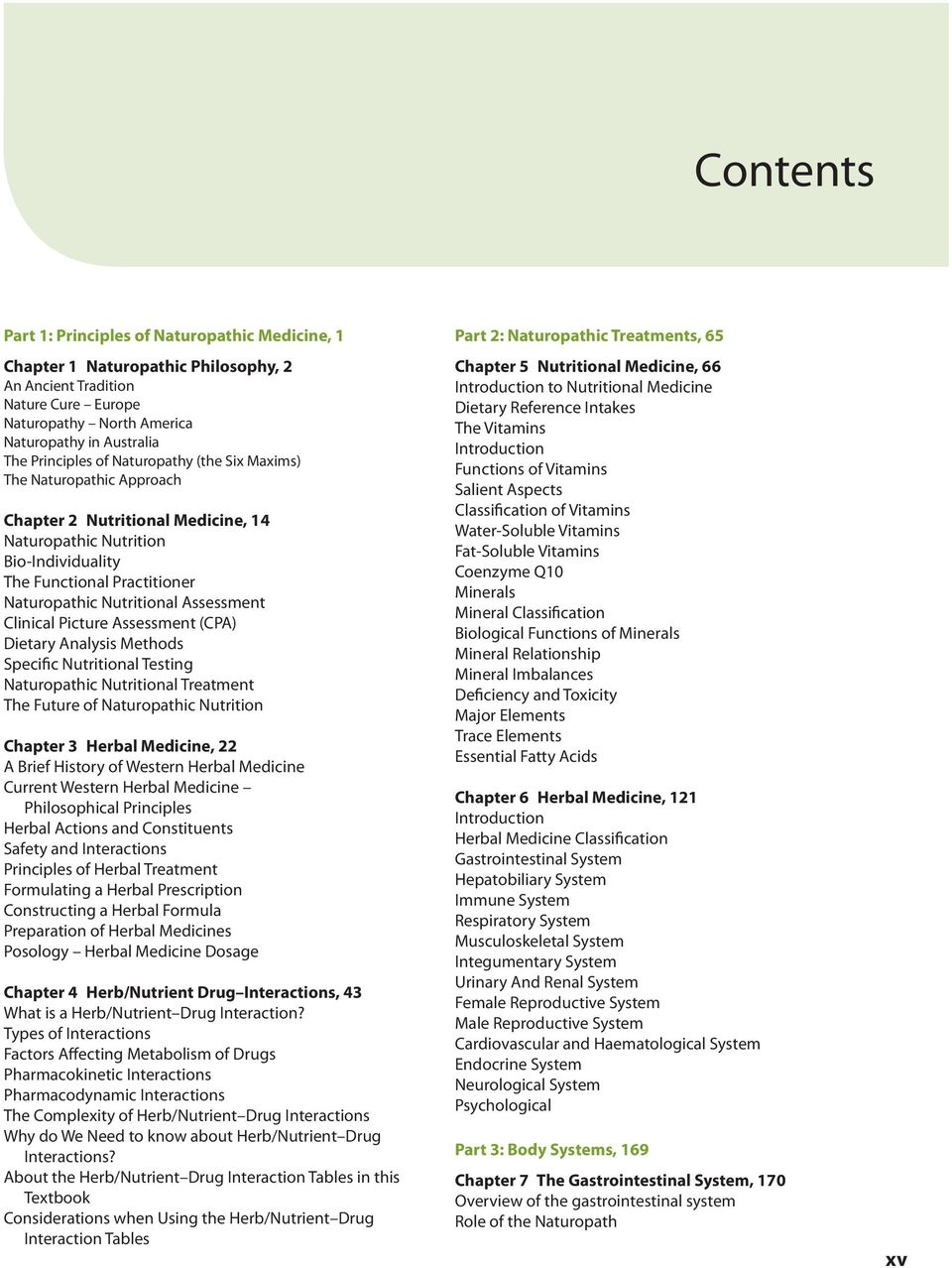 Clinical Naturopathic Medicine - PDF