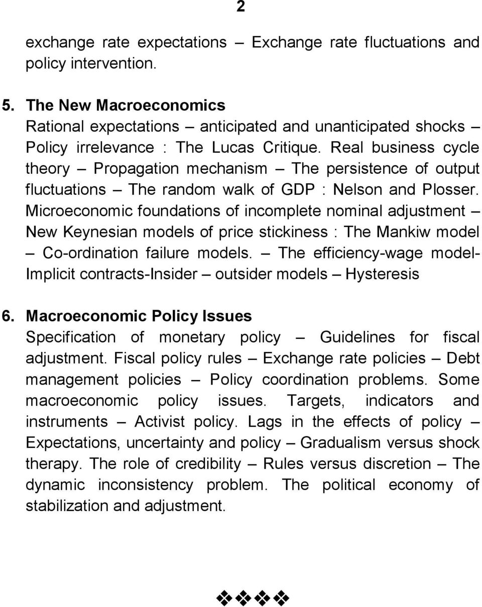 fiscal policy lags