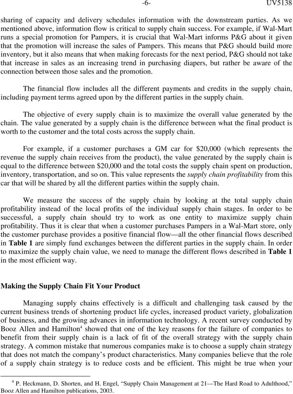 INTRODUCTION TO SUPPLY CHAIN MANAGEMENT - PDF