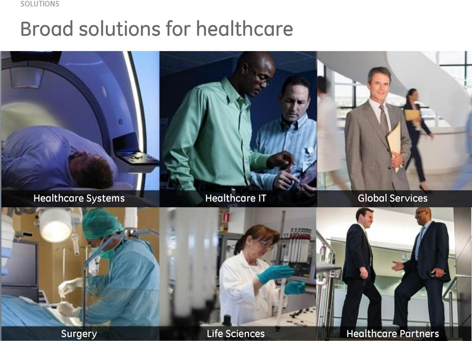 Healthcare IT Global Services