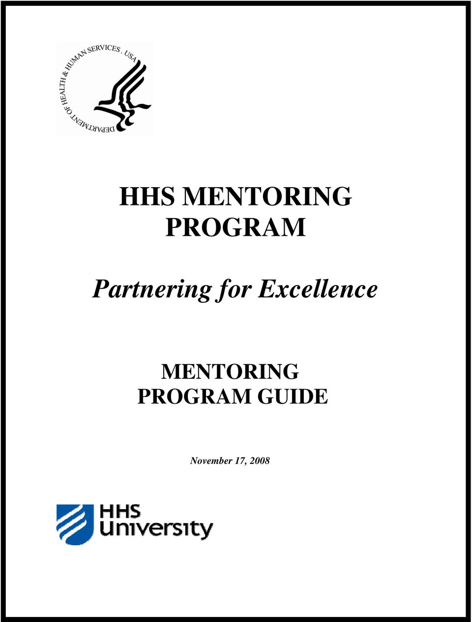 Excellence MENTORING