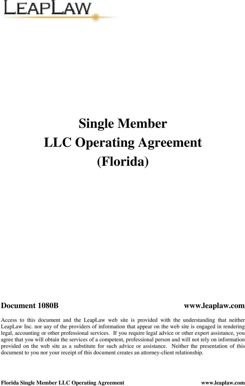 The smart Trick of Florida Llc Operating Agreement That Nobody is Talking About
