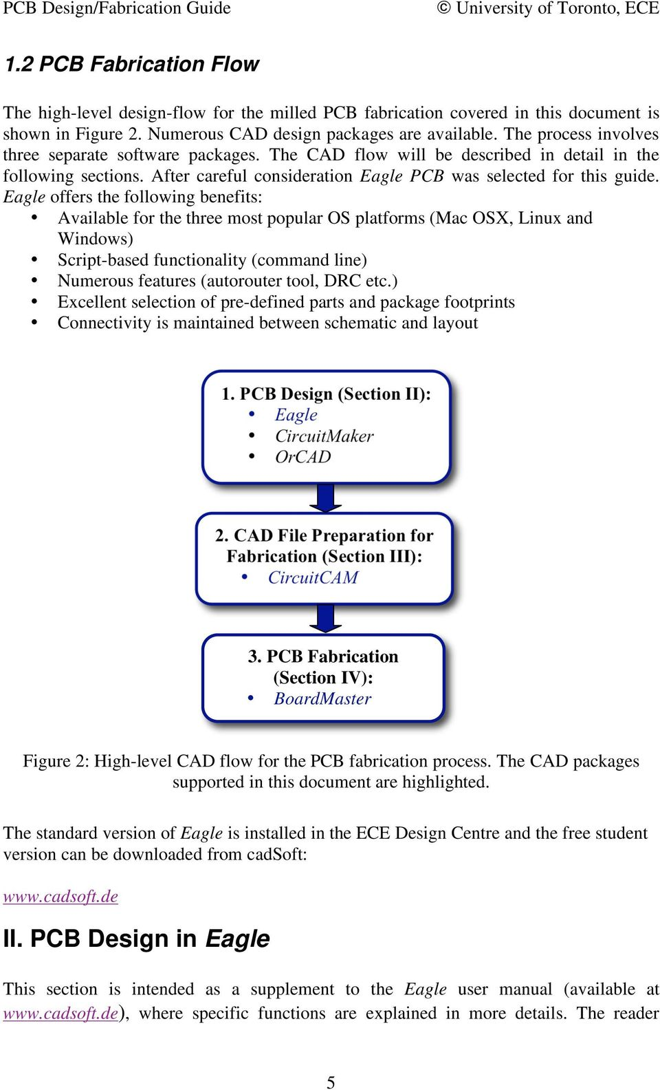 Guide To Designing And Fabricating Printed Circuit Boards Pdf Maker 2000 Software Download Free Eagle Offers The Following Benefits Available For Three Most Popular Os Platforms Mac