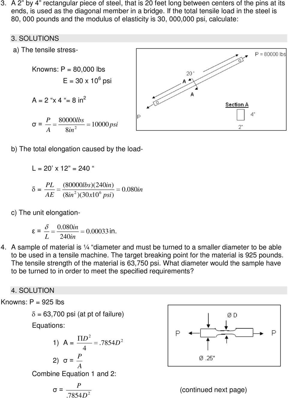 Activity 2 3b Engineering Problem Solving Answer Key - PDF