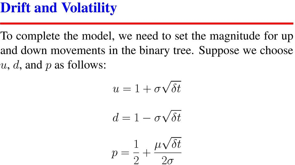 movements in the binary tree.
