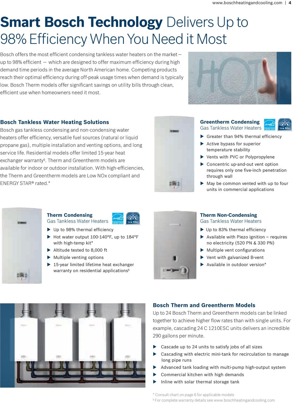 Wiring Diagram For Bosch Tankless Water Heater Model 20C4 from docplayer.net