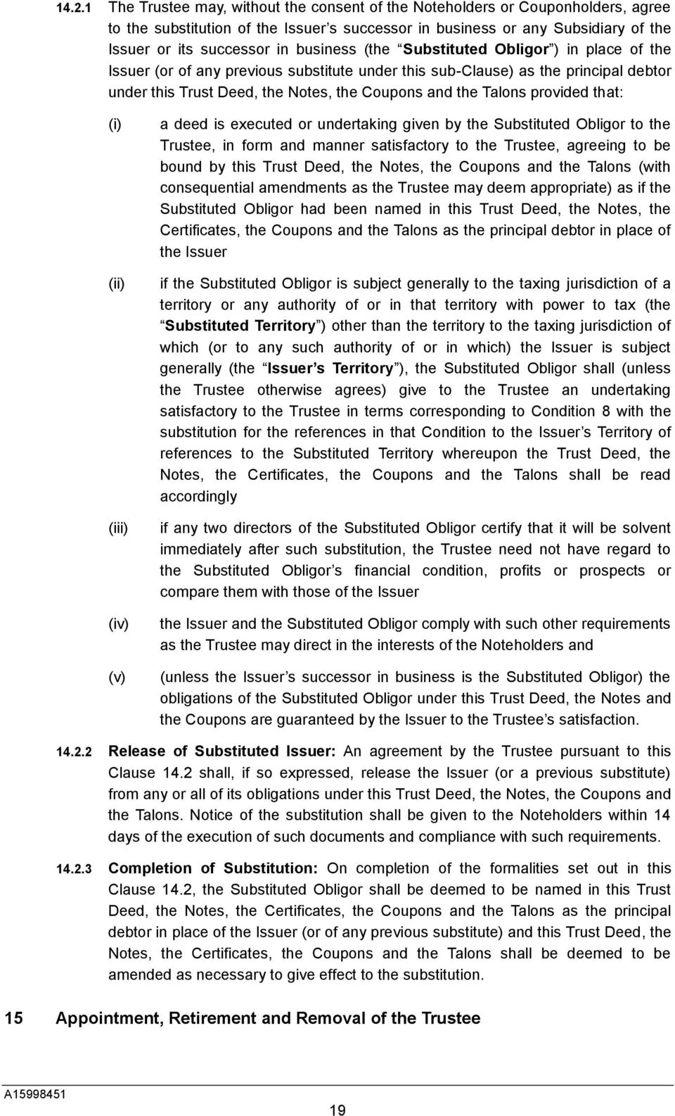 Dated 24 January 2013 ENQUEST PLC  and U S  BANK TRUSTEES LIMITED