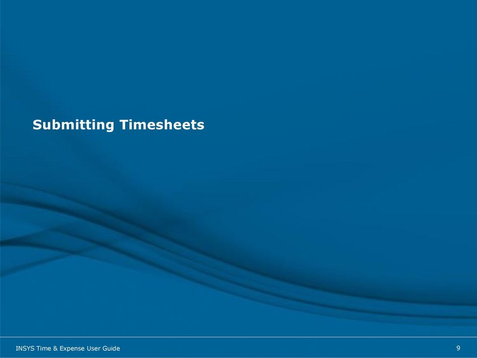 unanet user guide timesheets expenses getting started submitting