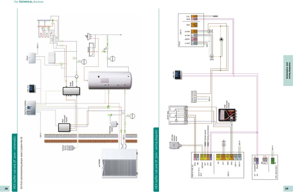 Vaillant Arotherm Air To Water Heat, Vaillant Boiler Wiring Diagram