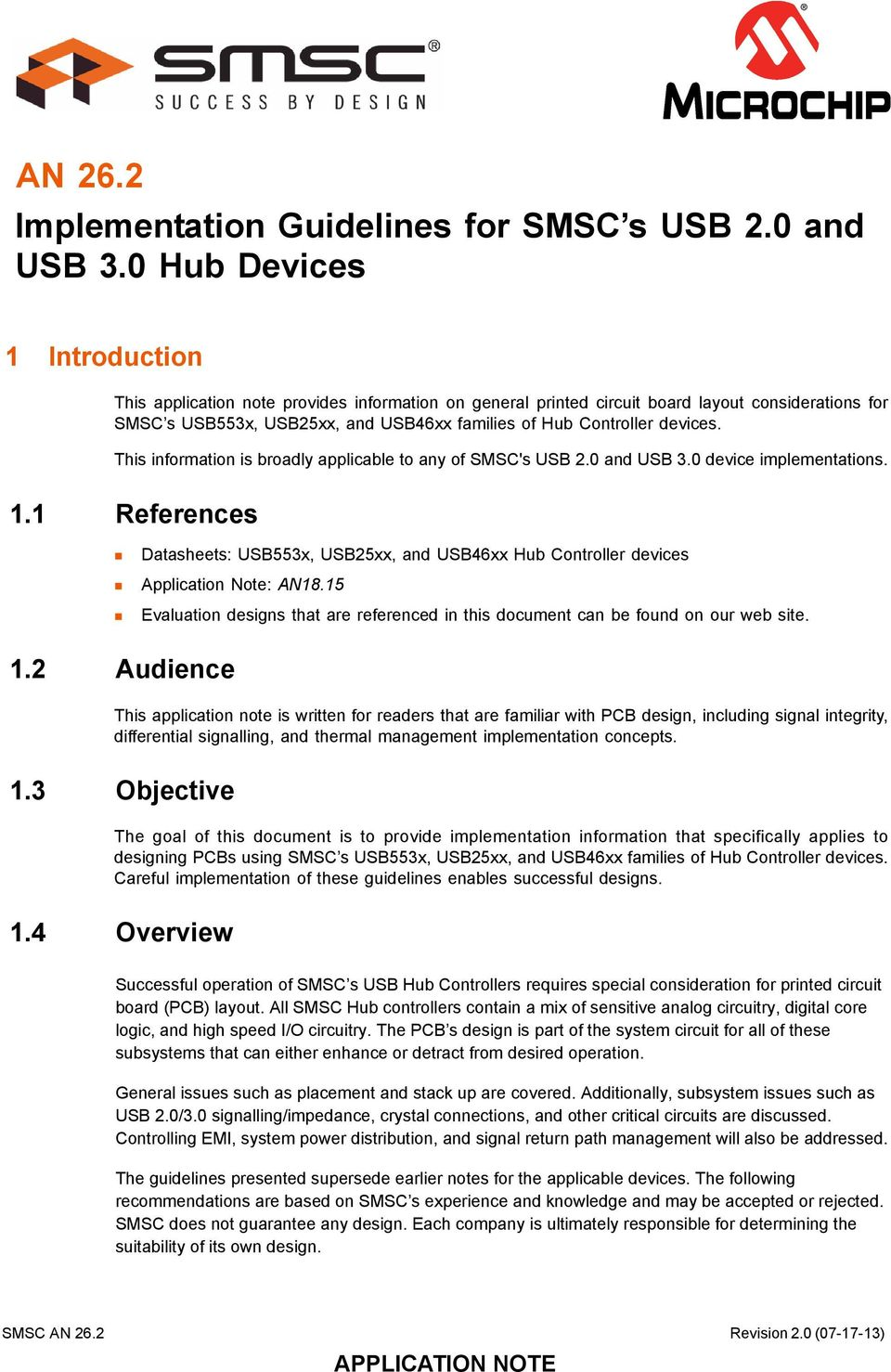 An 262 Implementation Guidelines For Smsc S Usb 20 And 30 Hub Together With Crystal Radio Circuit Diagram Additionally To Serial This Information Is Broadly Applicable Any Of Smscs 2 Schematic