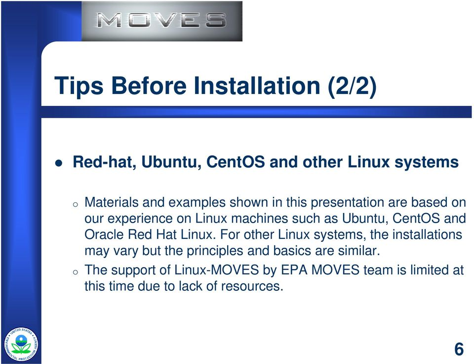 Oracle Red Hat Linux.