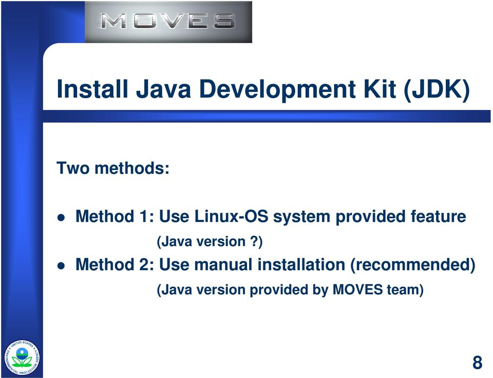 (Java version?