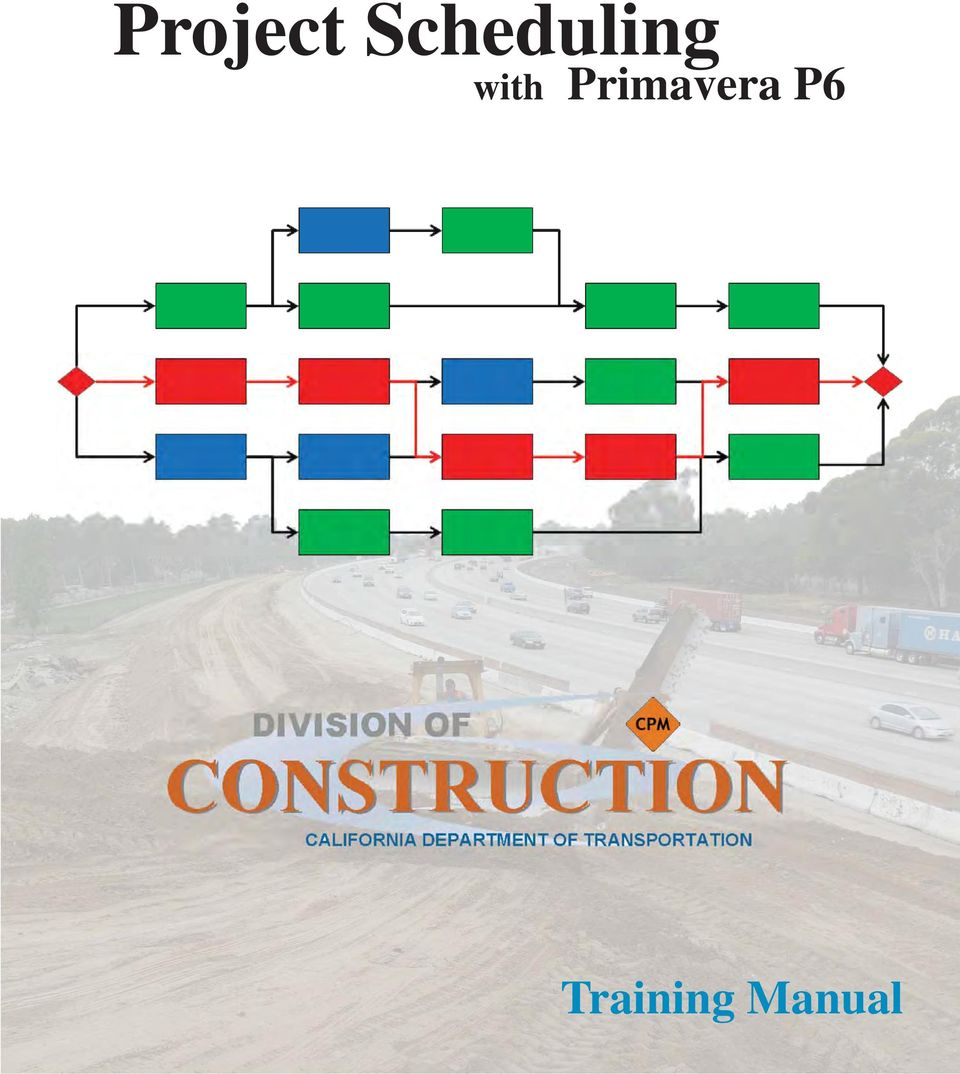... CPM Scheduling with SureTrak training materials developed by URS  Corporation for Caltrans. SureTrak is a registered trademark of Primavera  Systems, ...