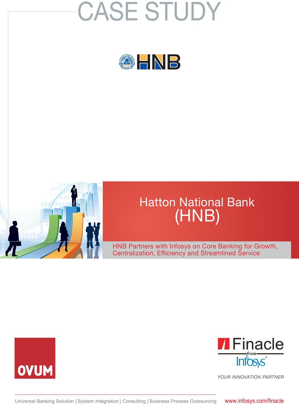 Hatton National Bank (HNB) HNB Partners with Infosys on Core Banking