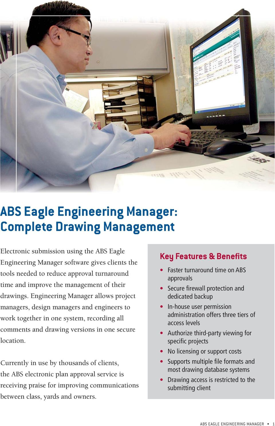 ABS Eagle Engineering Manager - PDF