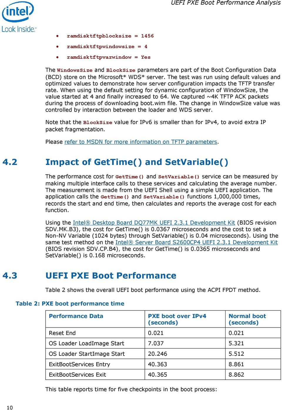 UEFI PXE Boot Performance Analysis - PDF