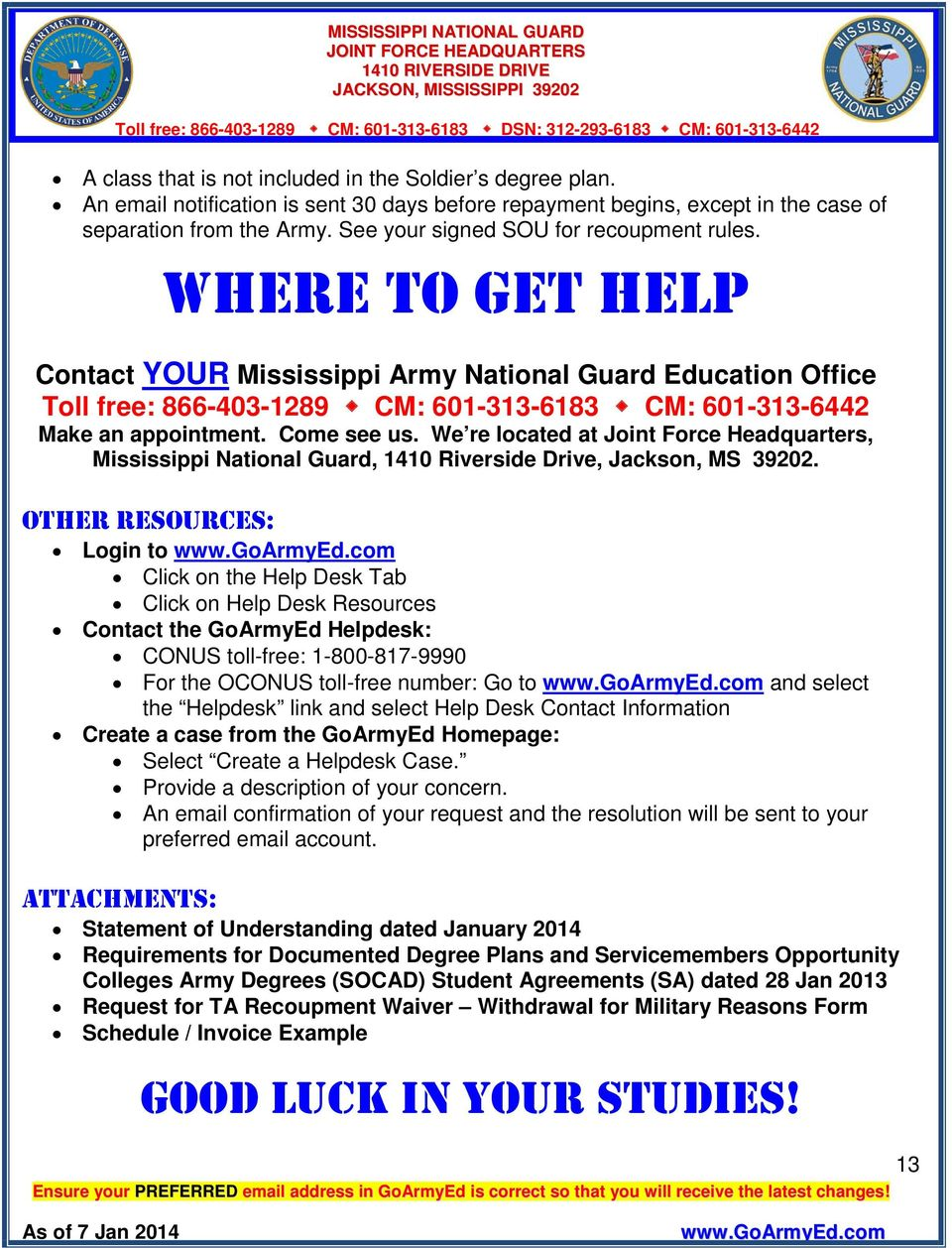 Sensational Goarmyed Federal Tuition Assistance Pdf Home Remodeling Inspirations Genioncuboardxyz