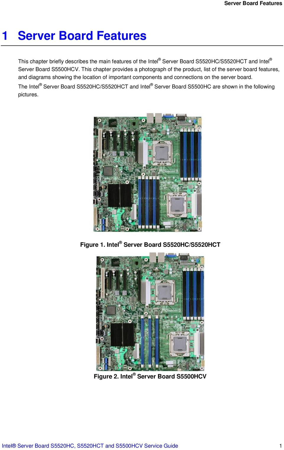Download Drivers: Intel S5520HCT Server Board