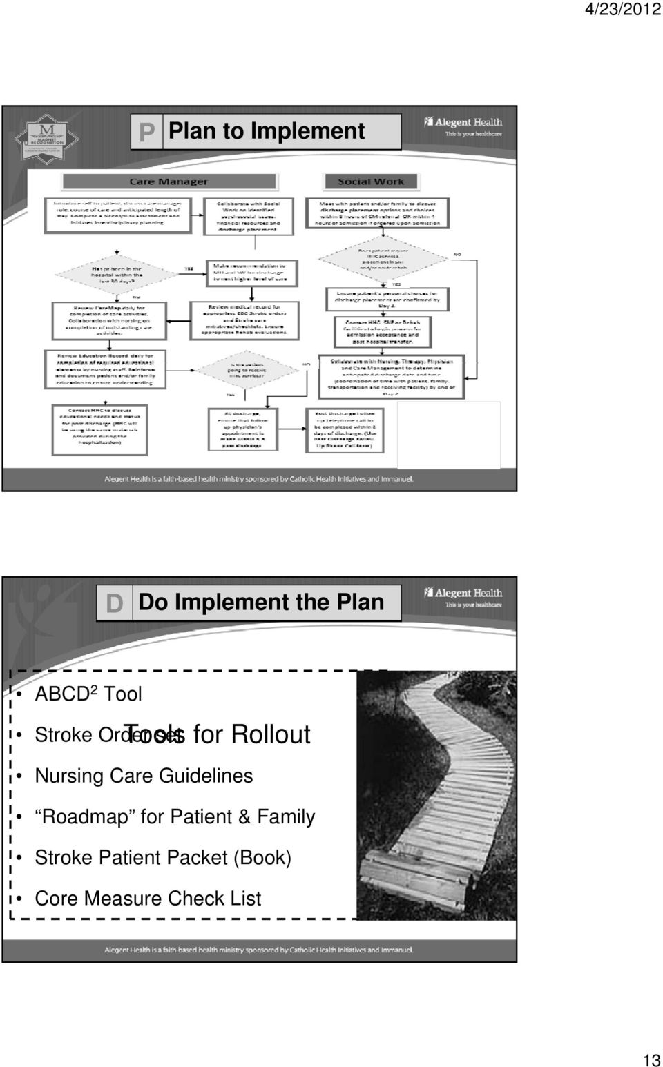 An Innovative Approach to the Stroke Patient Care Continuum - PDF