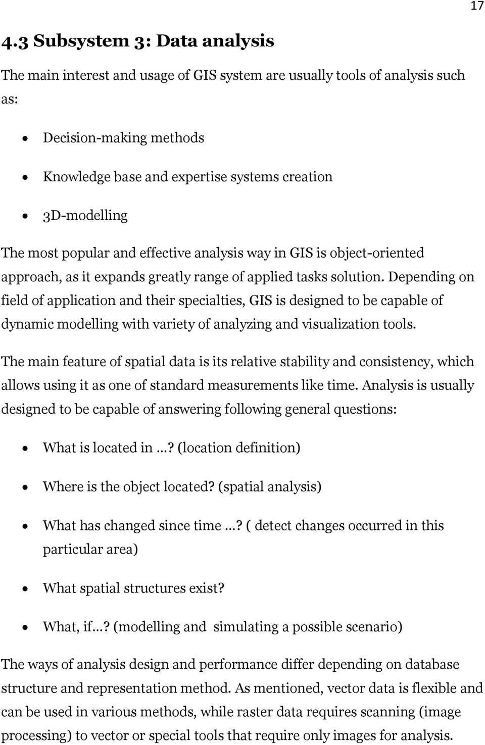 Useful spatial data and GIS applications on the Internet for