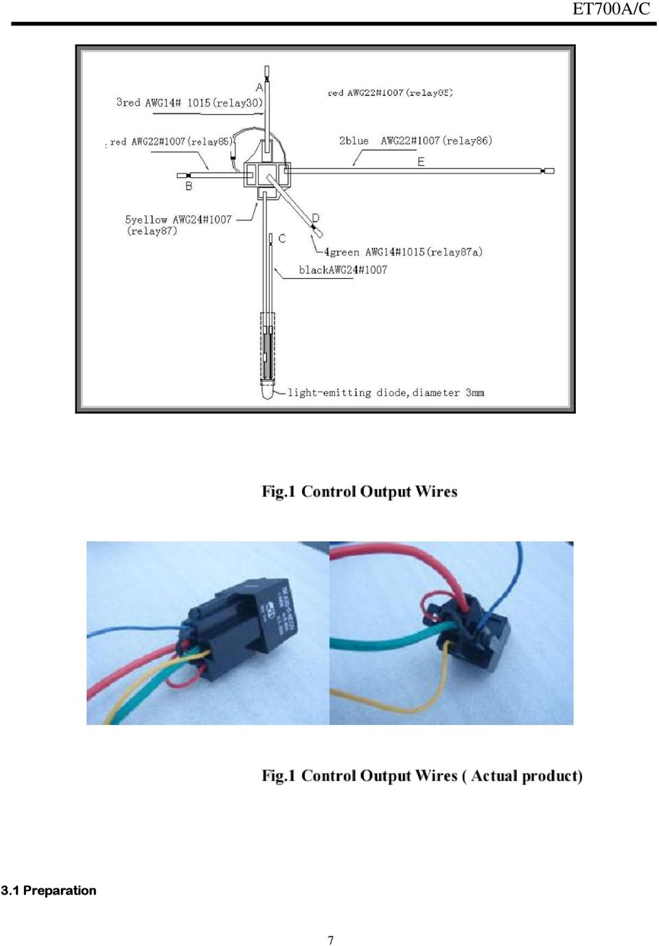 Gps Gprs Gsm Avl Vehicle Tracking System Operation Manual Model Police Wiring Diagram Make Sure That No Item In The Package Contents Is Missed Before You Install Terminal 2 Prepare A Sim With Sms Or Function 3