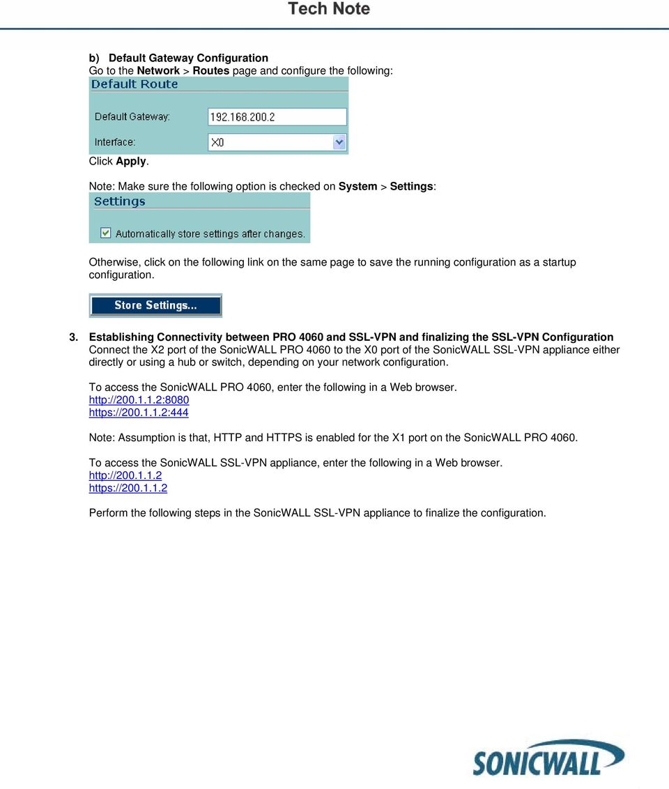 Using SonicWALL NetExtender to Access FTP Servers - PDF
