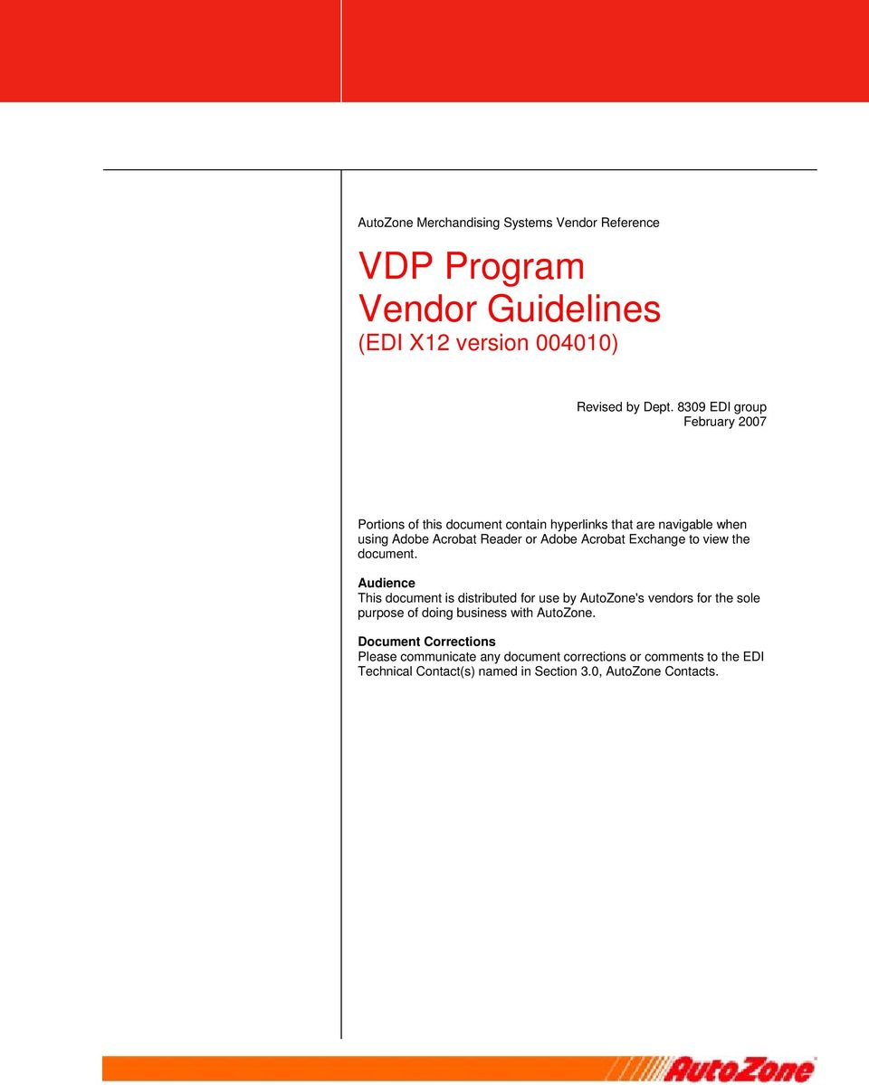 guides wiring diagrams 10 of 34 autozone free download vdp program vendor guidelines pdf free download  vdp program vendor guidelines pdf