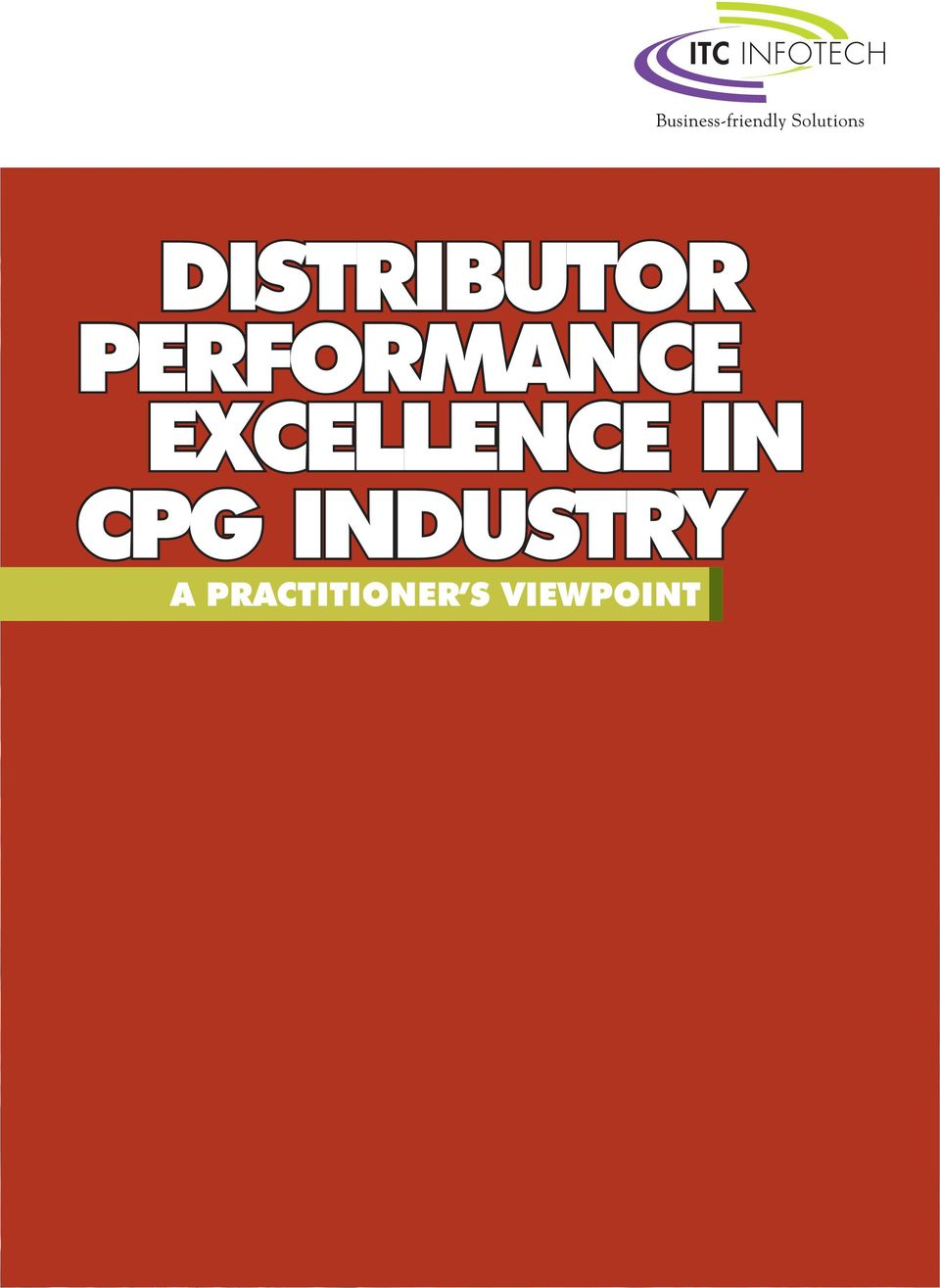 EXCELLENCE IN CPG