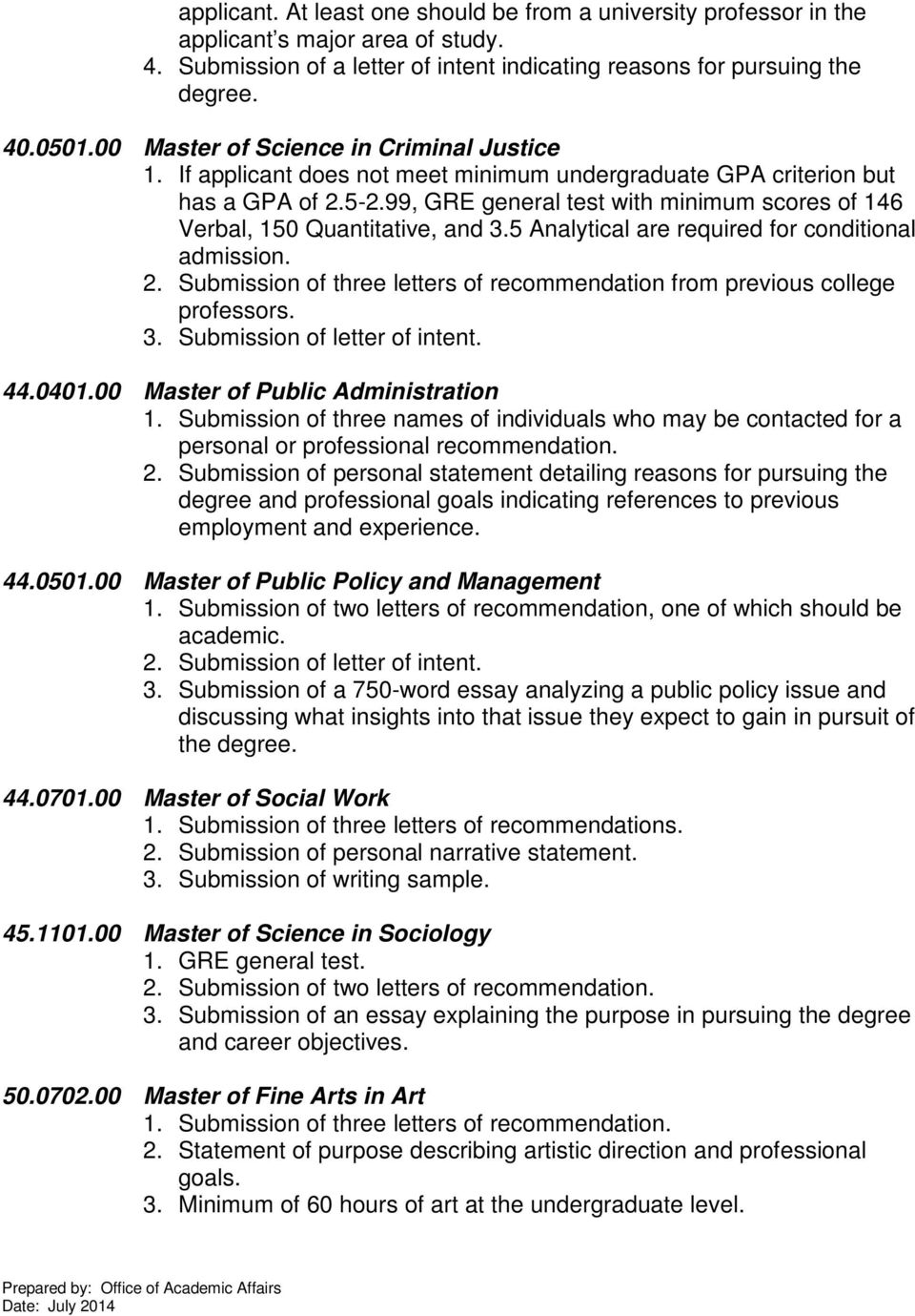 The University Of Texas Rio Grande Valley Admissions Criteria For