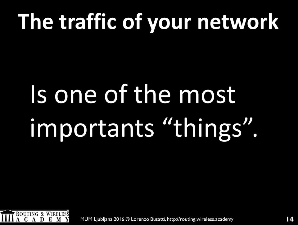 NetFlow: what happens in your network? - PDF Free Download