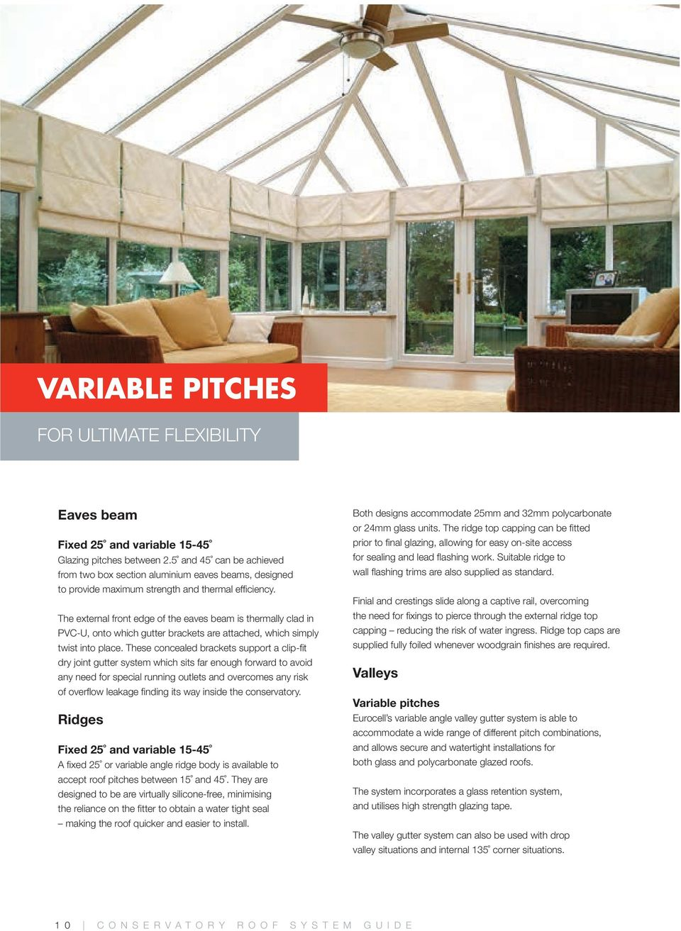 Conservatory Roof System Pdf Free Download