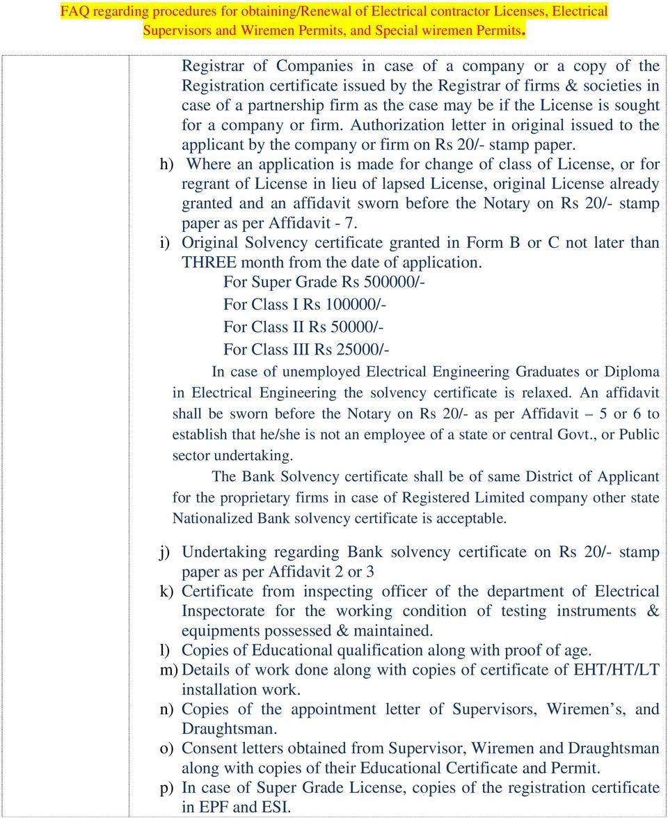 Who is eligible to obtain Electrical contractor license? - PDF