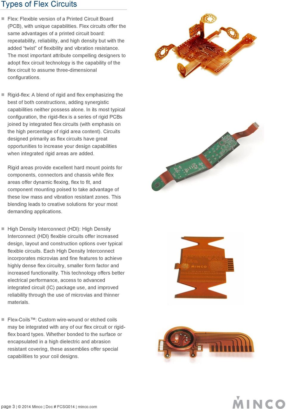Flex Circuits Design Guide Guidelines For Highly Reliable Printed Circuit Board Using Hdi Technology The Most Important Attribute Compelling Designers To Adopt Is Capability Of