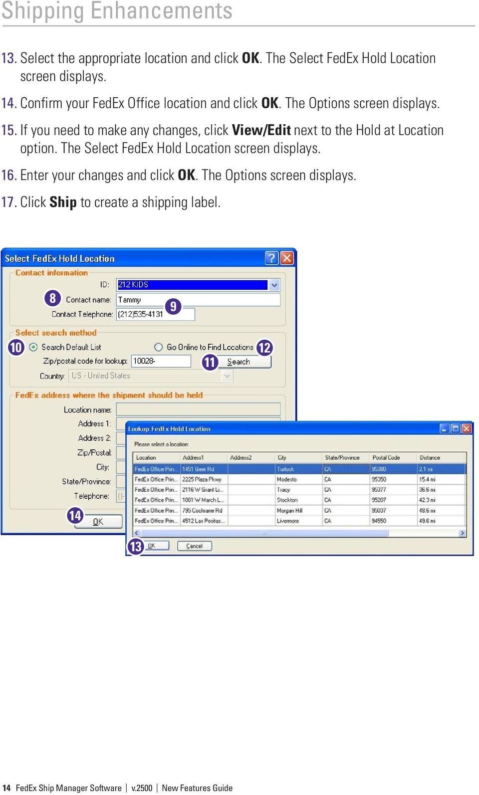 Software New Features Guide  Version PDF