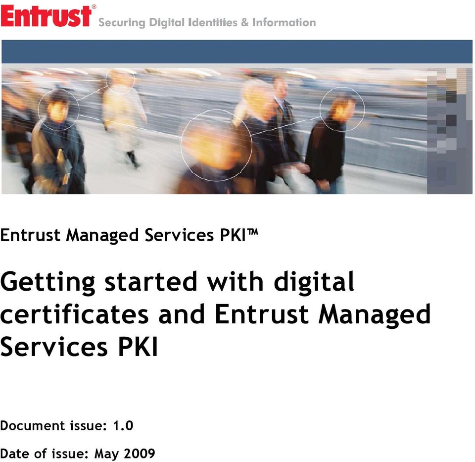 and Entrust Managed Services PKI