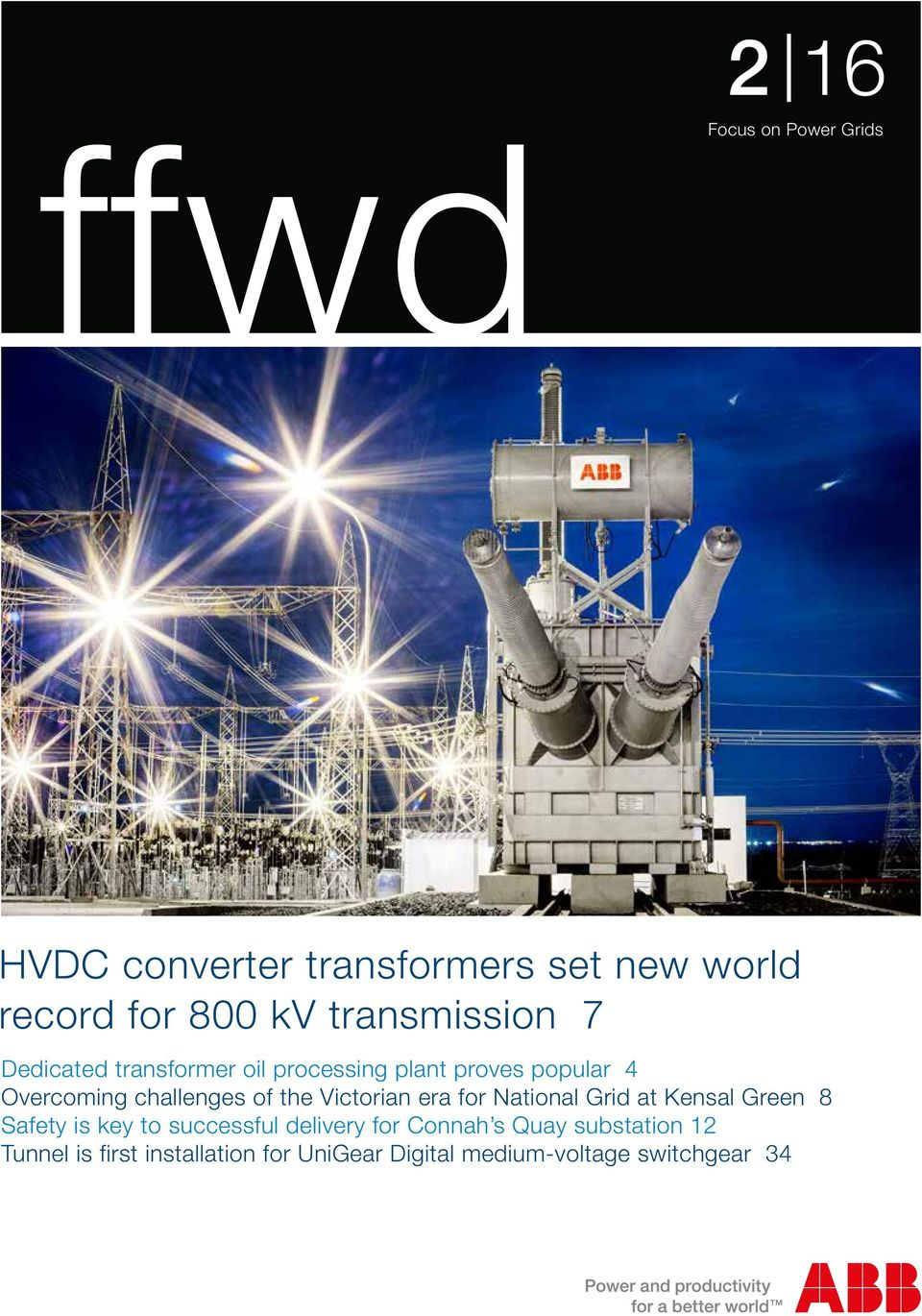 Hvdc Converter Transformers Set New World Record For 800 Kv Disconnecting Circuit Breaker Dcb With Fibre Optic Current Sensor Of The Victorian Era National Grid At Kensal Green 8 Safety Is Key To Successful